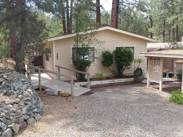 2 bed 2 bath Mobile / Manufactured at 203 Midway Prescott, AZ, 86305 is for sale at 45k - 1 of 23