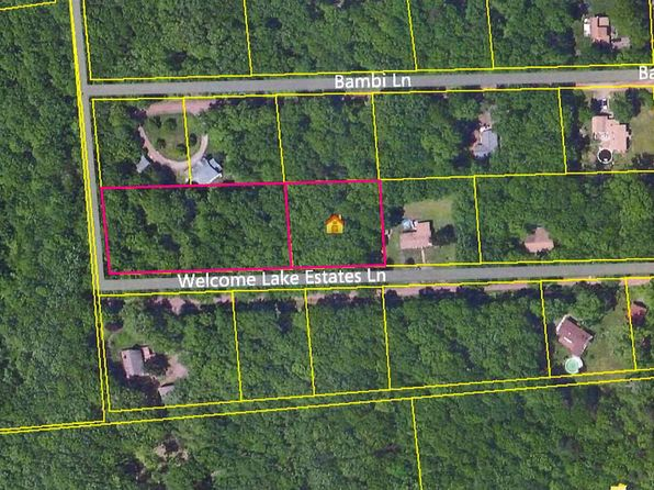 null bed null bath Vacant Land at 69 70 & 71 Welcome Lake Estates Ln Beach Lake, PA, 18405 is for sale at 25k - 1 of 3