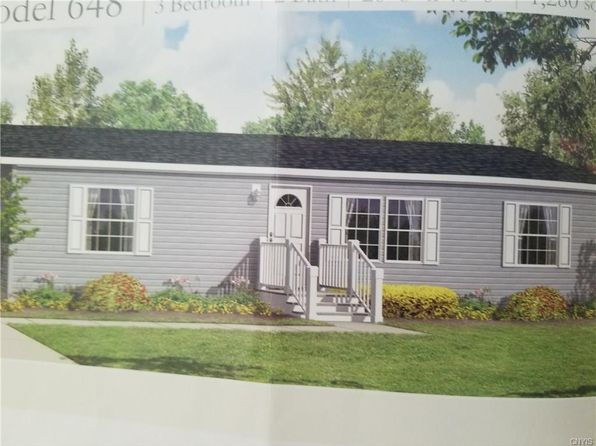 3 bed 2 bath Mobile / Manufactured at 8 Bluebird Ln Union Springs, NY, 13160 is for sale at 87k - 1 of 3