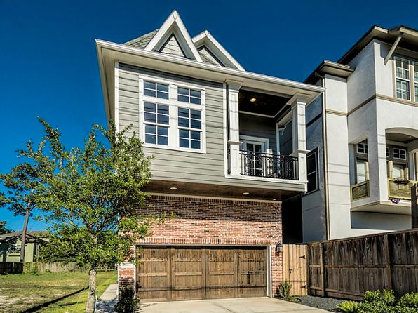 4 bed 3.5 bath Single Family at 1531C Beall St Houston, TX, 77008 is for sale at 625k - 1 of 32