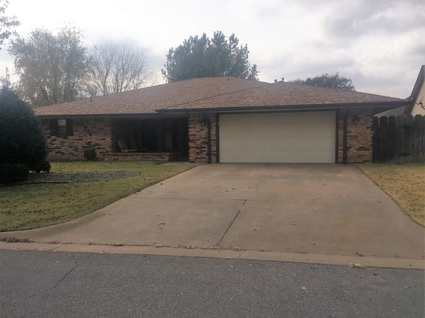 3 bed 2 bath Single Family at 1014 Briar Ridge Rd Enid, OK, 73703 is for sale at 222k - 1 of 5
