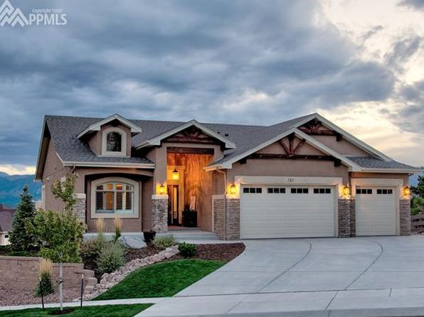 5 bed 4 bath Single Family at 121 Coyote Willow Dr Colorado Springs, CO, 80921 is for sale at 675k - 1 of 23