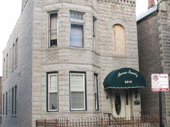 3 bed 2 bath Multi Family at 2215 S Sacramento Ave Chicago, IL, 60623 is for sale at 135k - google static map