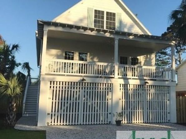 4 bed 4 bath Single Family at 1204 6th Ave Tybee Island, GA, 31328 is for sale at 595k - google static map