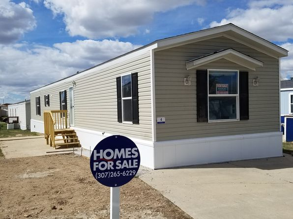 3 bed 2 bath Mobile / Manufactured at 4 Yucca Cir Casper, WY, 82604 is for sale at 45k - 1 of 7