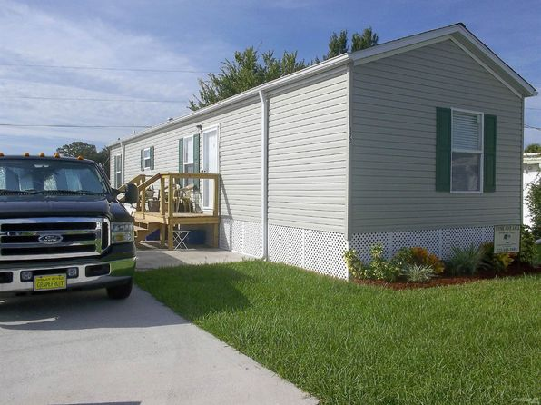 2 bed 2 bath Mobile / Manufactured at 173 Richard St Sebastian, FL, 32958 is for sale at 50k - 1 of 7