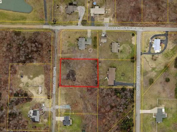 null bed null bath Vacant Land at  Lot Paducah, KY, 42001 is for sale at 13k - google static map