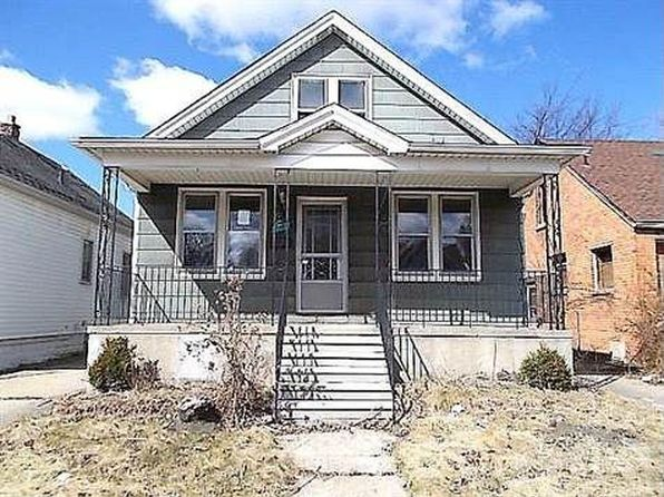 2 bed 1 bath Single Family at 7361 Faust Ave Detroit, MI, 48228 is for sale at 28k - 1 of 24
