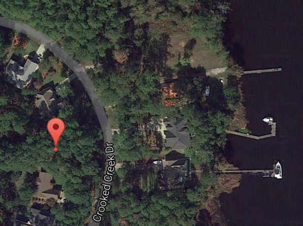 null bed null bath Vacant Land at 908 Crooked Creek Dr New Bern, NC, 28560 is for sale at 86k - google static map