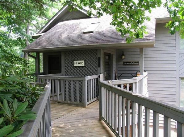 2 bed 2 bath Single Family at 115 RIVER PARK VILLAS DR SAPPHIRE, NC, 28774 is for sale at 210k - google static map