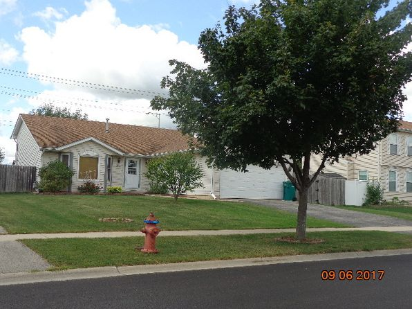 4 bed 3 bath Single Family at 1805 Mystic Dr Plainfield, IL, 60586 is for sale at 147k - google static map