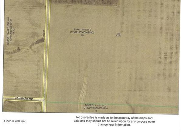 null bed null bath Vacant Land at 0 Arnett Rd Rossburg, OH, 45331 is for sale at 378k - google static map