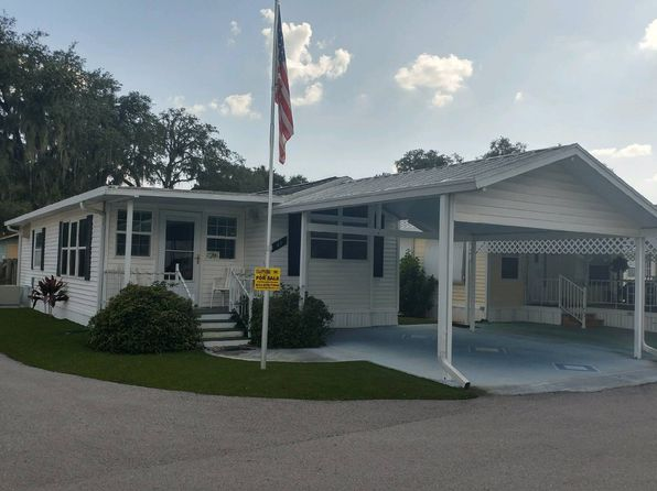 2 bed 2 bath Mobile / Manufactured at 37041 Chancey Road 64 Zephyrhills, FL, 33541 is for sale at 33k - 1 of 35