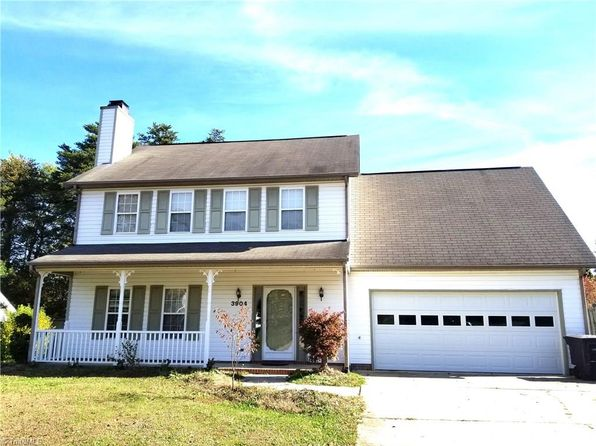 4 bed 3 bath Single Family at 3904 Mill Pond St High Point, NC, 27265 is for sale at 190k - 1 of 19