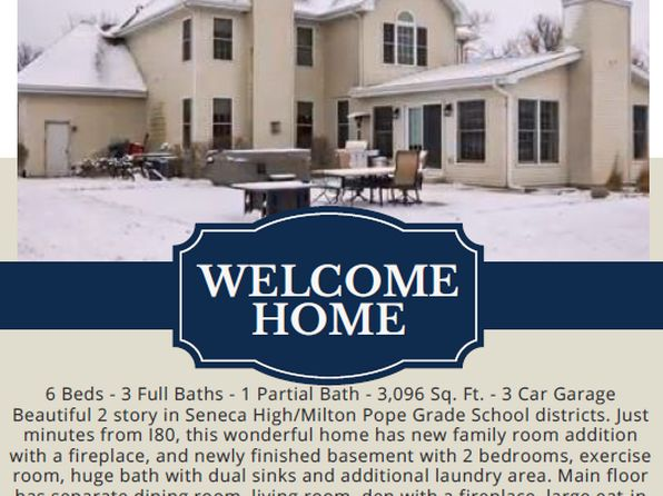 6 bed 4 bath Single Family at 2833 E 28th Rd Marseilles, IL, 61341 is for sale at 350k - 1 of 2