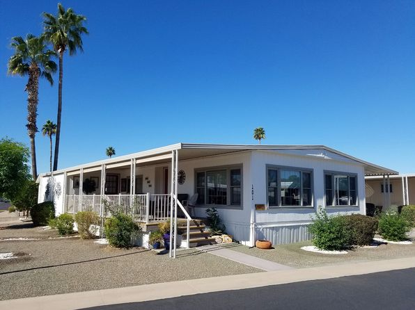 2 bed 2 bath Mobile / Manufactured at 305 S Val Vista Dr Mesa, AZ, 85204 is for sale at 42k - 1 of 20
