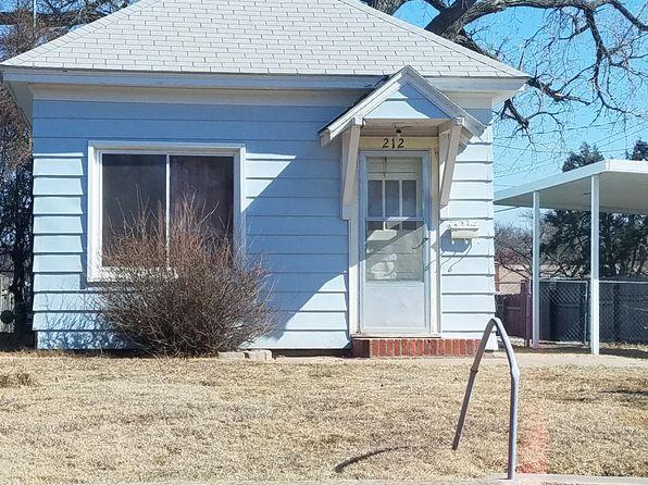 1 bed 1 bath Single Family at 212 Washington St Pratt, KS, 67124 is for sale at 38k - google static map