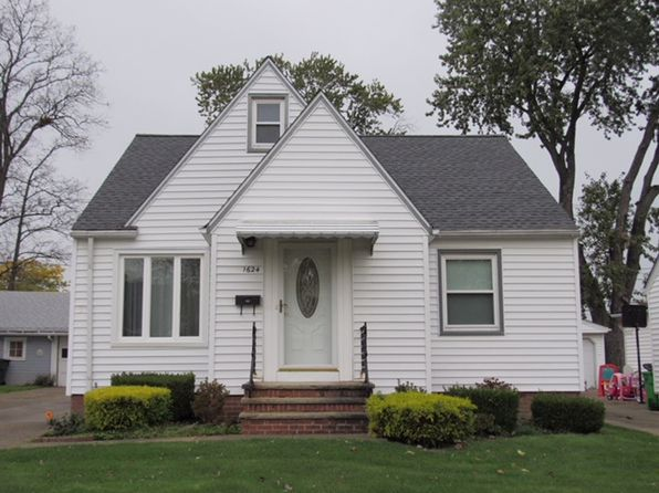 4 bed 2 bath Single Family at 1624 Fruitland Ave Cleveland, OH, 44124 is for sale at 150k - 1 of 16