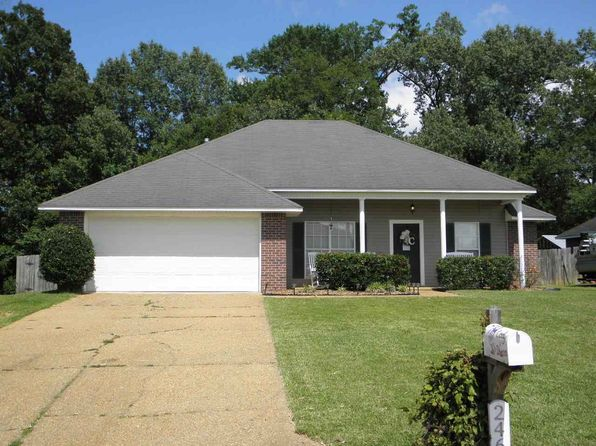 3 bed 2 bath Single Family at 246 Shadow Creek Dr Florence, MS, 39073 is for sale at 135k - 1 of 19
