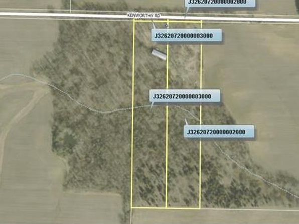 null bed null bath Vacant Land at 2450 Kenworthy Rd Camden, OH, 45311 is for sale at 70k - google static map