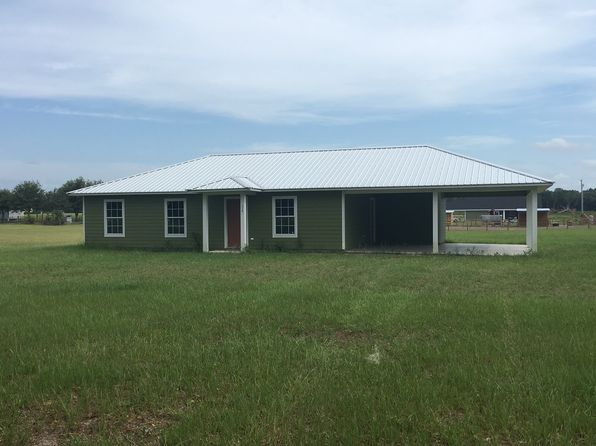 3 bed 2 bath Single Family at 7431 NW 160th St Trenton, FL, 32693 is for sale at 135k - 1 of 5