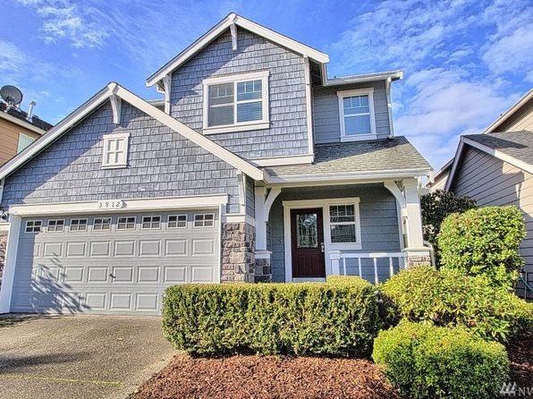 4 bed 3 bath Single Family at 3912 62nd Ave E Fife, WA, 98424 is for sale at 350k - 1 of 20