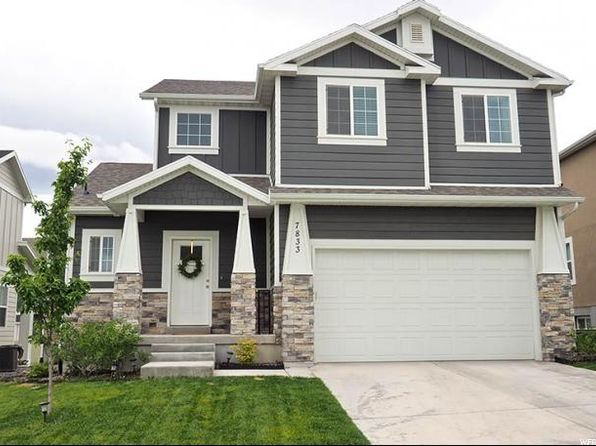 3 bed 3 bath Single Family at 7833 N Oakwood Dr Eagle Mountain, UT, 84005 is for sale at 309k - 1 of 32