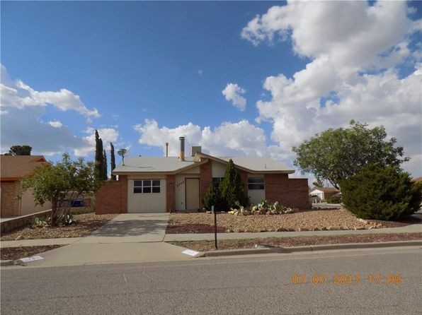 3 bed 2 bath Single Family at 7743 Tuscarora Ave El Paso, TX, 79912 is for sale at 105k - 1 of 16