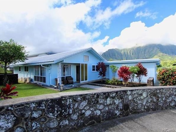 3 bed 2 bath Single Family at 46-146 Hinalani Pl Kaneohe, HI, 96744 is for sale at 965k - 1 of 25