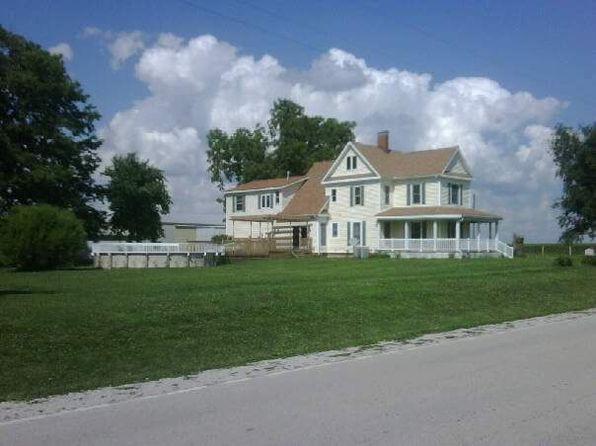 4 bed 3 bath Single Family at 282 E Andrews Street Rd Macon, IL, 62544 is for sale at 230k - google static map