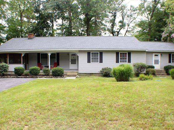 4 bed 3 bath Single Family at 35032 HOOT OWL LN DAGSBORO, DE, 19939 is for sale at 260k - 1 of 49
