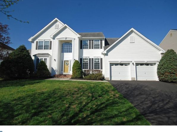 5 bed 3 bath Single Family at 37 Wendover Rd East Windsor, NJ, 08520 is for sale at 550k - 1 of 24