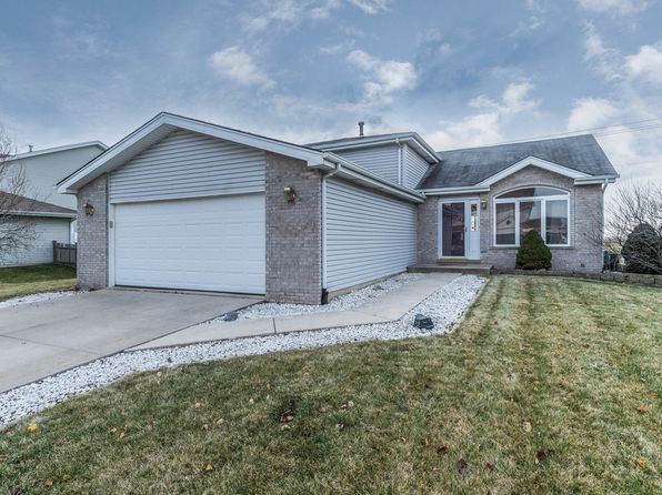 4 bed 2 bath Single Family at 16179 Carlow Cir Manhattan, IL, 60442 is for sale at 230k - 1 of 25