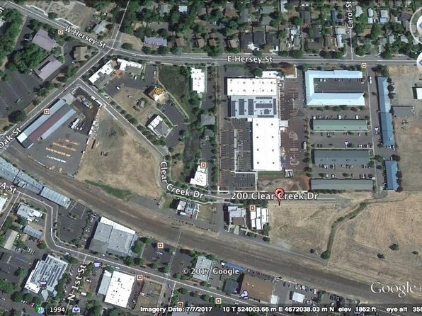 null bed null bath Vacant Land at 200 Clear Crk Ashland, OR, 97520 is for sale at 212k - google static map