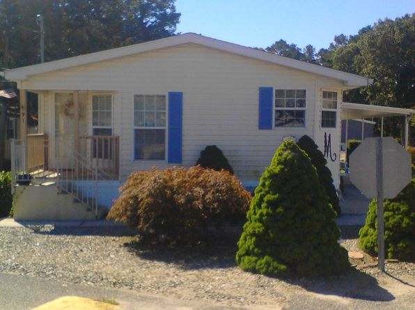 2 bed 2 bath Mobile / Manufactured at 1621 S Shore Rd Ocean View, NJ, 08230 is for sale at 87k - 1 of 6