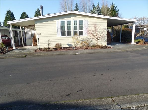 3 bed 2 bath Mobile / Manufactured at 11436 SE 208th St Kent, WA, 98031 is for sale at 96k - 1 of 19