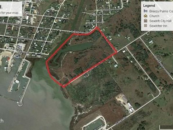 null bed null bath Vacant Land at 0 Dierlam Seadrift, TX, 77983 is for sale at 795k - 1 of 2