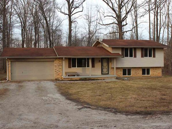 3 bed 2 bath Single Family at 6384 N LAKE IN THE WOODS DR BRAZIL, IN, 47834 is for sale at 132k - 1 of 20