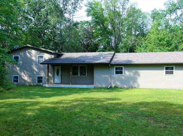 3 bed 1.75 bath Single Family at 6641 Tomahawk Trl Grayling, MI, 49738 is for sale at 100k - 1 of 74