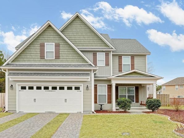 5 bed 4 bath Single Family at 6518 Settlers Dream Pl Wilmington, NC, 28409 is for sale at 310k - 1 of 30