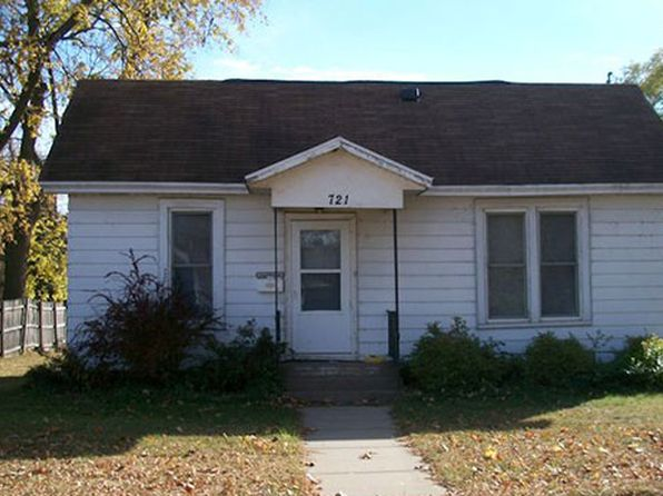 2 bed 1 bath Single Family at 721 Chippewa St Eau Claire, WI, 54703 is for sale at 110k - google static map