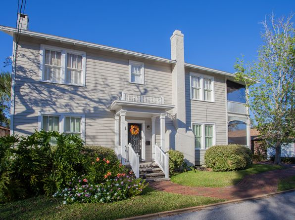 3 bed 2 bath Single Family at 24 Locust St Saint Augustine, FL, 32084 is for sale at 525k - 1 of 30