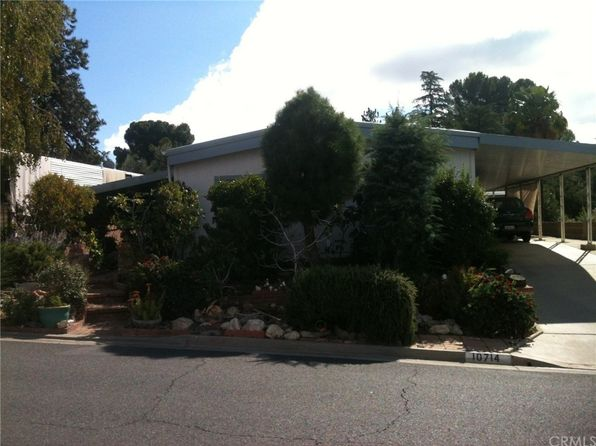 2 bed 2 bath Mobile / Manufactured at 10714 Chisholm Trl Beaumont, CA, 92223 is for sale at 165k - 1 of 19