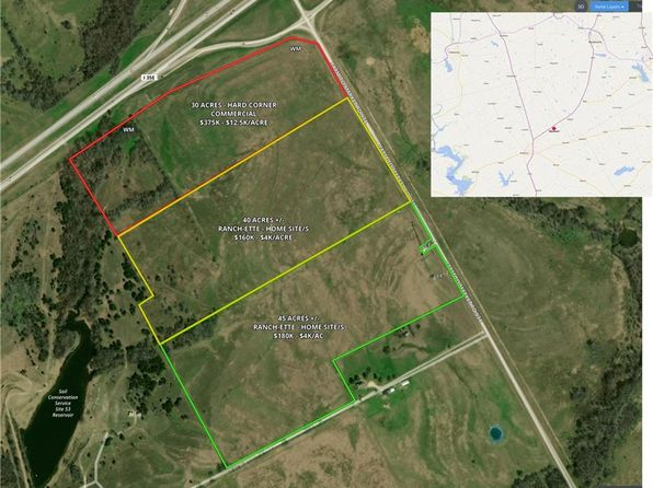 null bed null bath Vacant Land at 30 Ac I-35 E Hwy No City, TX, 76670 is for sale at 375k - google static map