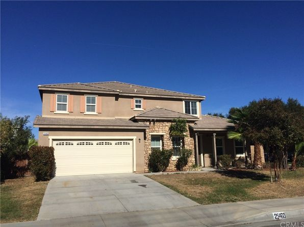 6 bed 5 bath Single Family at 25460 Delphinium Ave Moreno Valley, CA, 92553 is for sale at 439k - 1 of 24