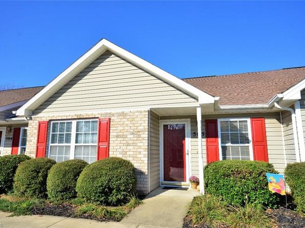 2 bed 2 bath Townhouse at 505 Campbell Gardens Rd Kernersville, NC, 27284 is for sale at 95k - 1 of 27