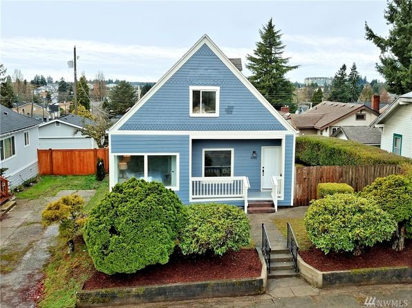 3 bed 1 bath Single Family at 4608 S M St Tacoma, WA, 98408 is for sale at 290k - 1 of 17