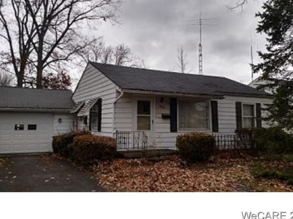 2 bed 1 bath Single Family at 1210 Latham Ave Lima, OH, 45805 is for sale at 35k - 1 of 11