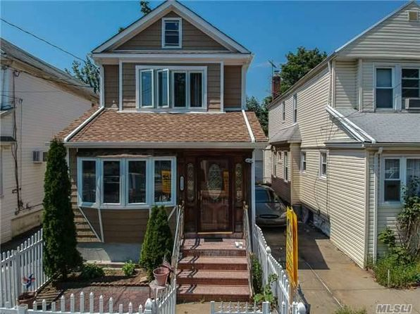3 bed 2 bath Single Family at 9110 212th Pl Queens Village, NY, 11428 is for sale at 540k - 1 of 8