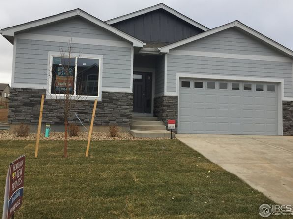 4 bed 3 bath Single Family at 3027 Magnetic Dr Loveland, CO, 80537 is for sale at 368k - google static map